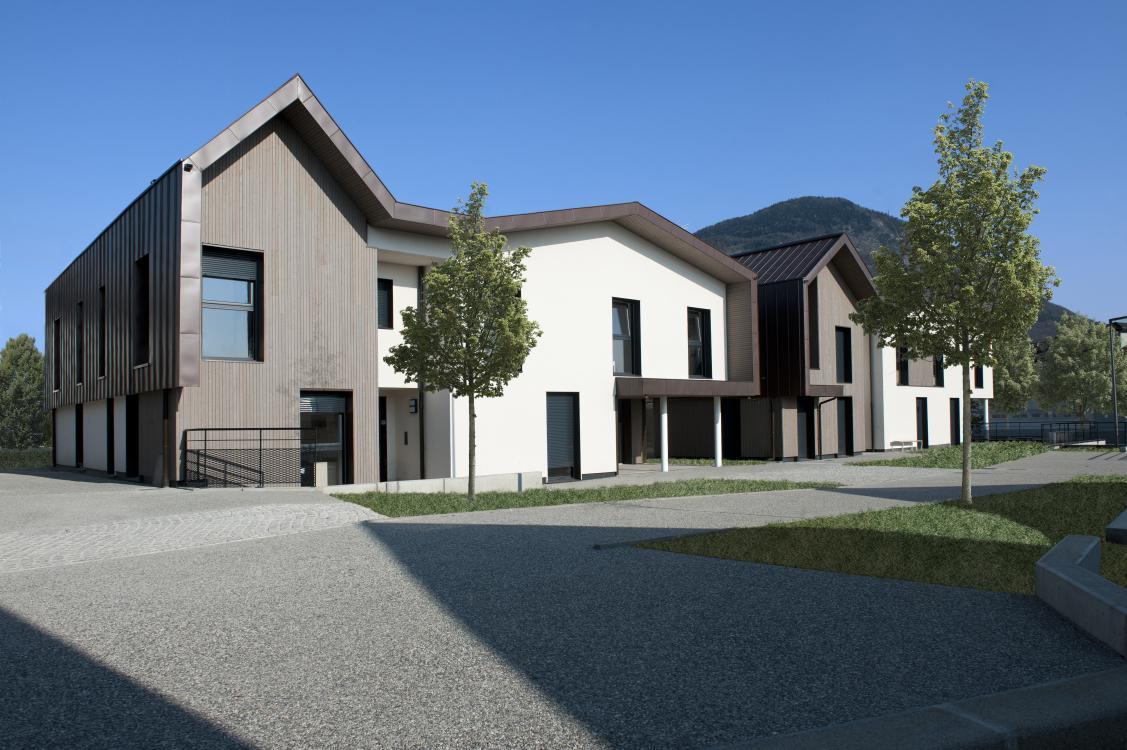Dja Projet Maison Des Enfants Annecy Le Vieux 74